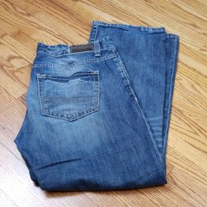 3 for $25 Men's Express Distressed Jeans